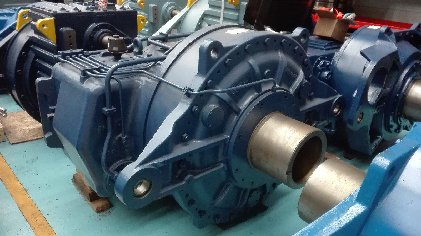 Getriebe – GE 850 PL