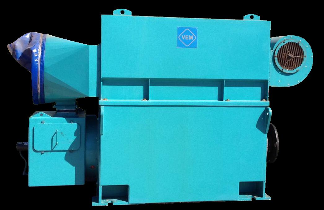 Generador 1,5 Mw - GE 1.5