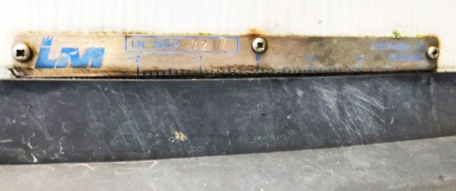 1 Satz Klingen Nordex N80 LM 38.8.P