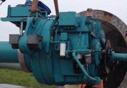 Getriebe GE – Nehmen - Fuhrländer 1.5 GPV 450