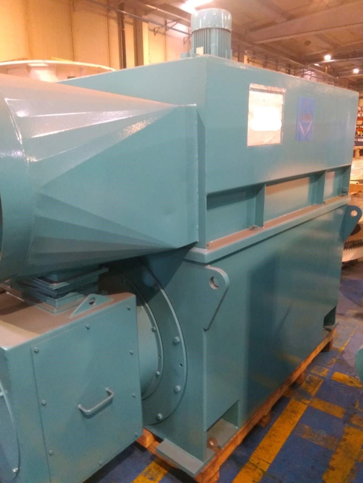 VEM TYP Generator: DASAA 5023-4UE Für: GE 1.5, Tacke, Emro, Fuhrl'nder