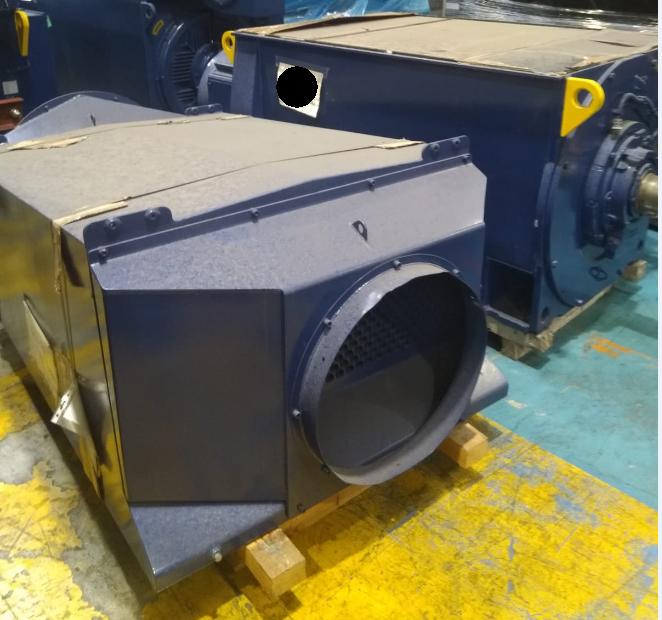 Generator Winergy ( Loher ) JFRA 500-MQ-04A für Gamesa G8x