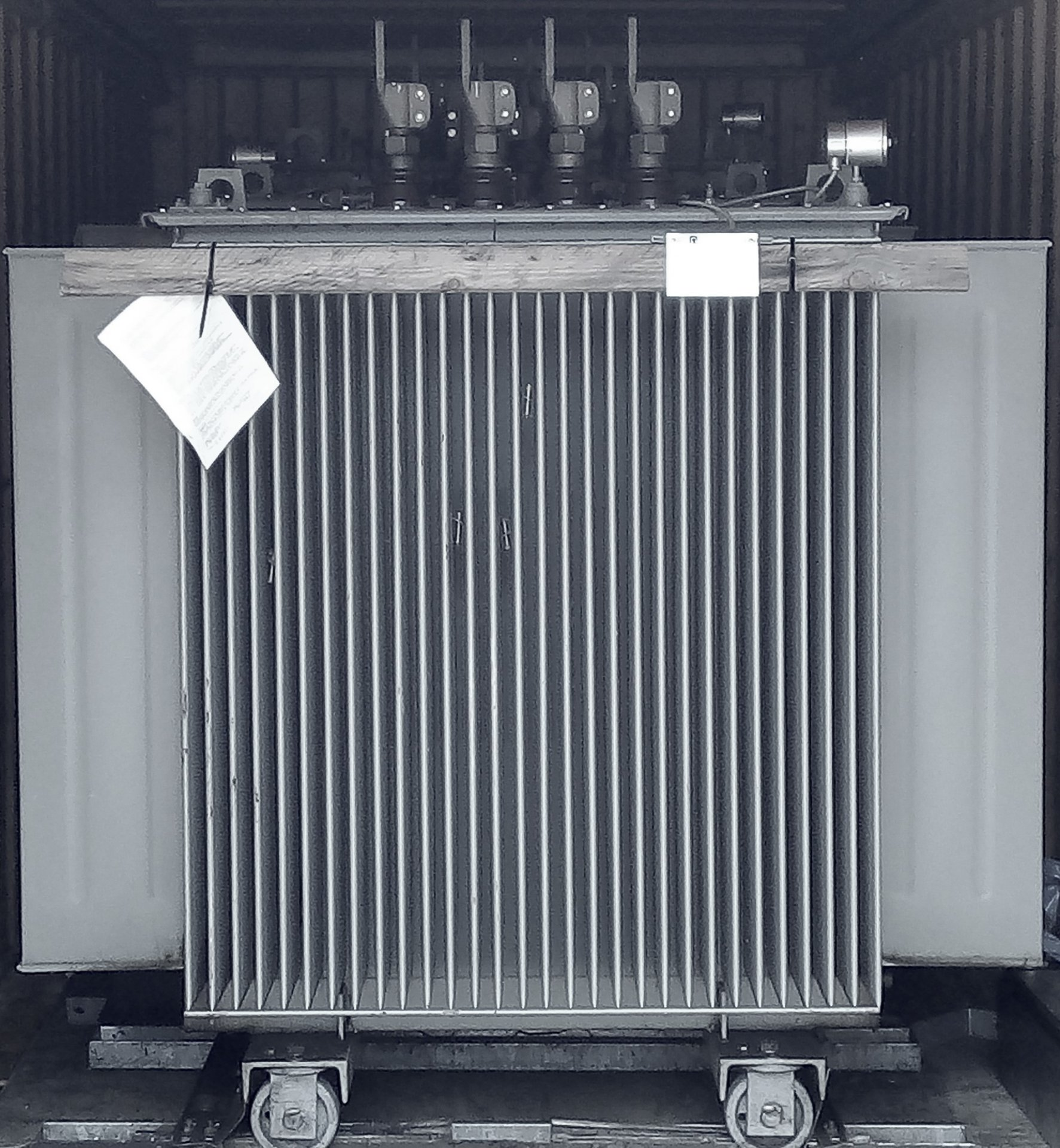 Transformator (Oil): 20 KV - 1600 KVA – 690V